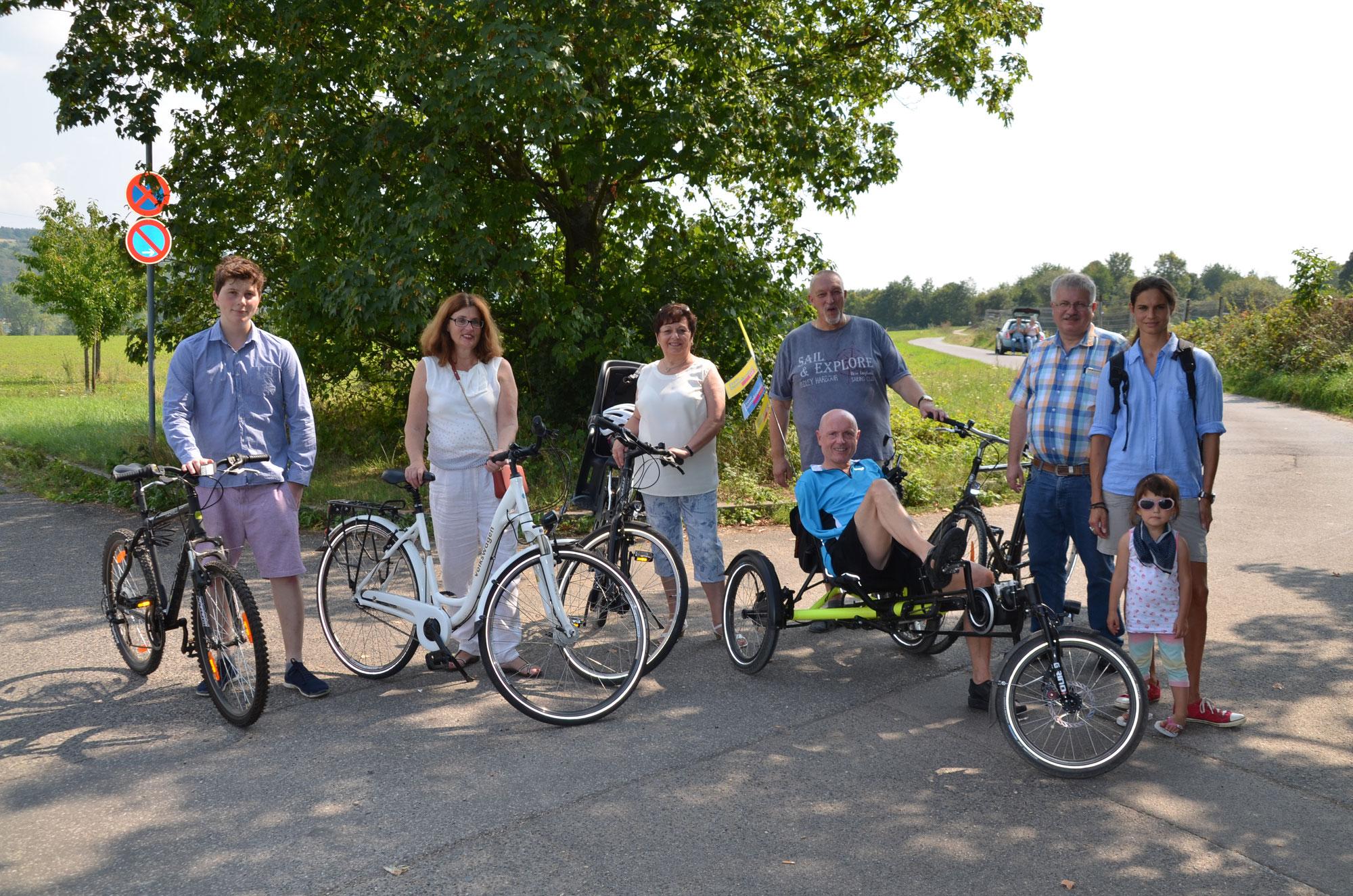 FDP freut sich über Förderung des kreisweiten Radwegekonzepts