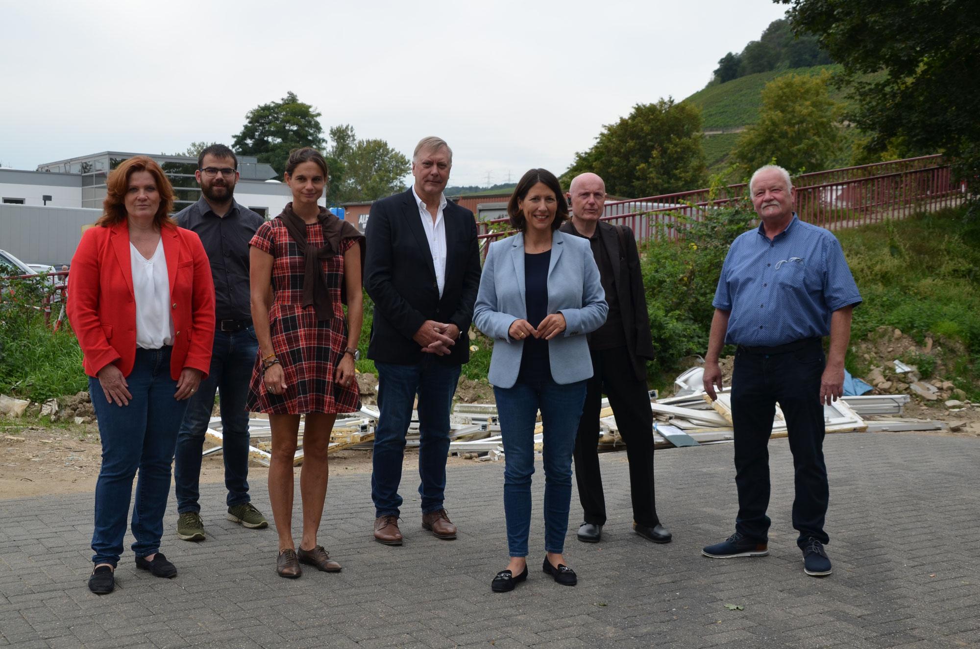 FDP fordert zügige Umsetzung des Wiederaufbaus im Ahrtal