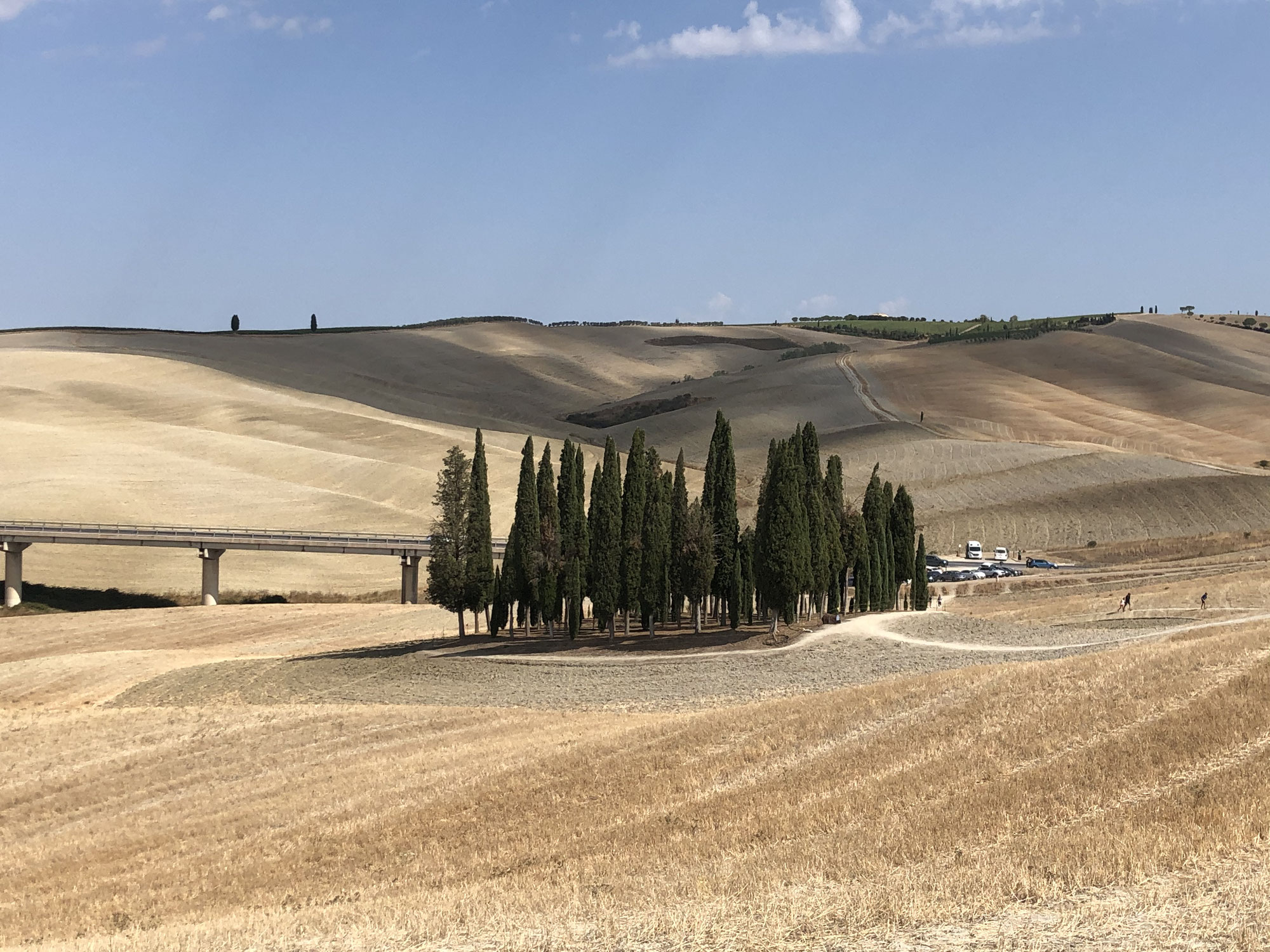 Toscana on the road