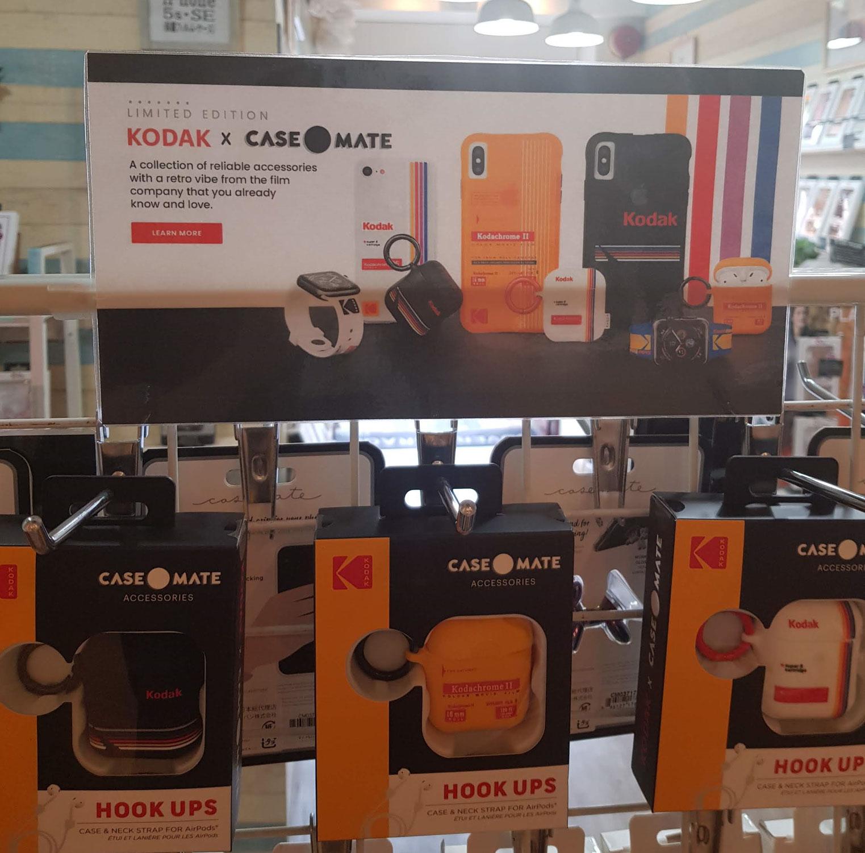 Kodakコラボのタフケース入荷