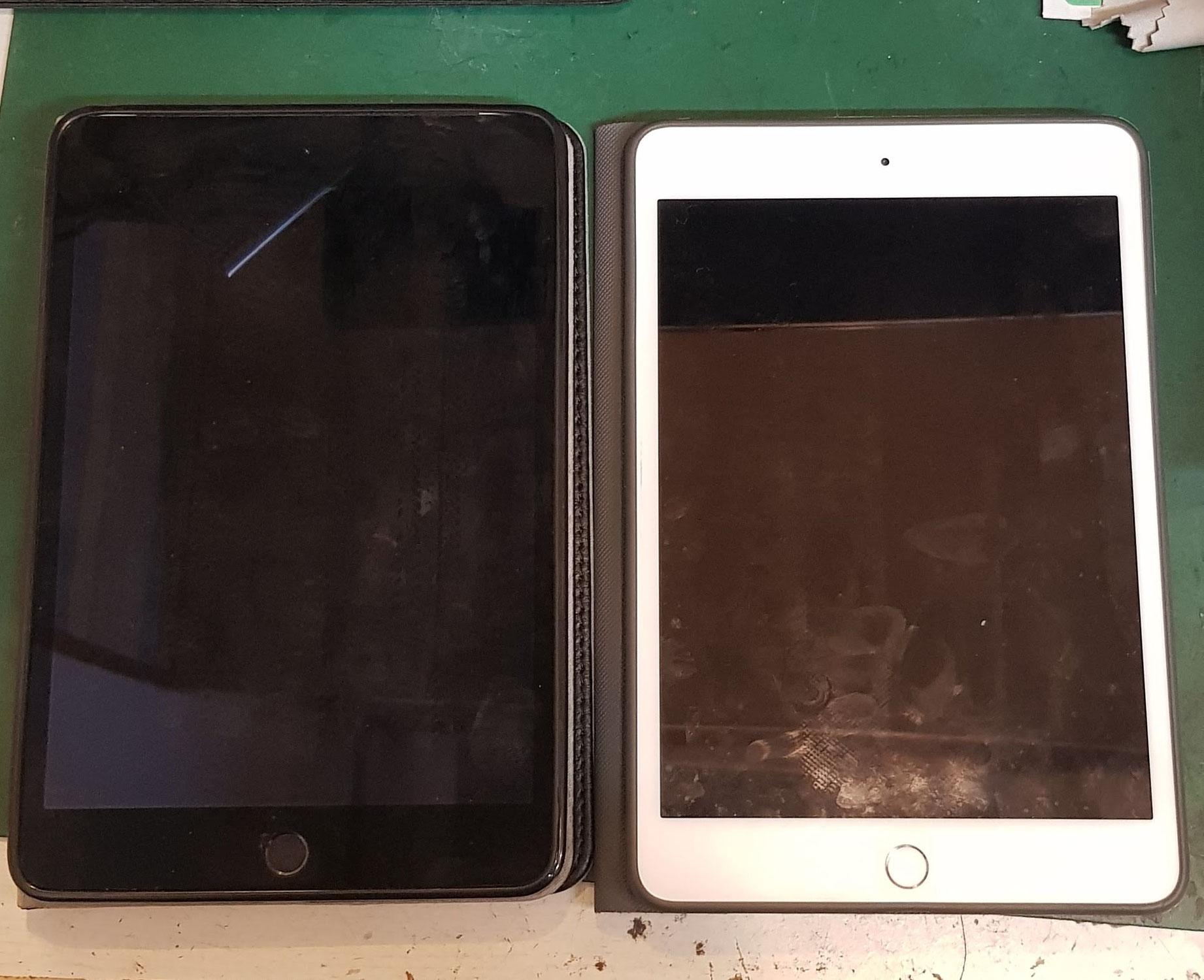 iPad mini4バッテリー交換