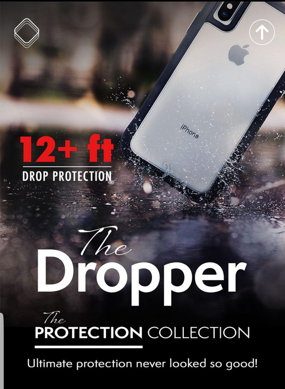 店内の全てがiPhone耐衝撃ケース