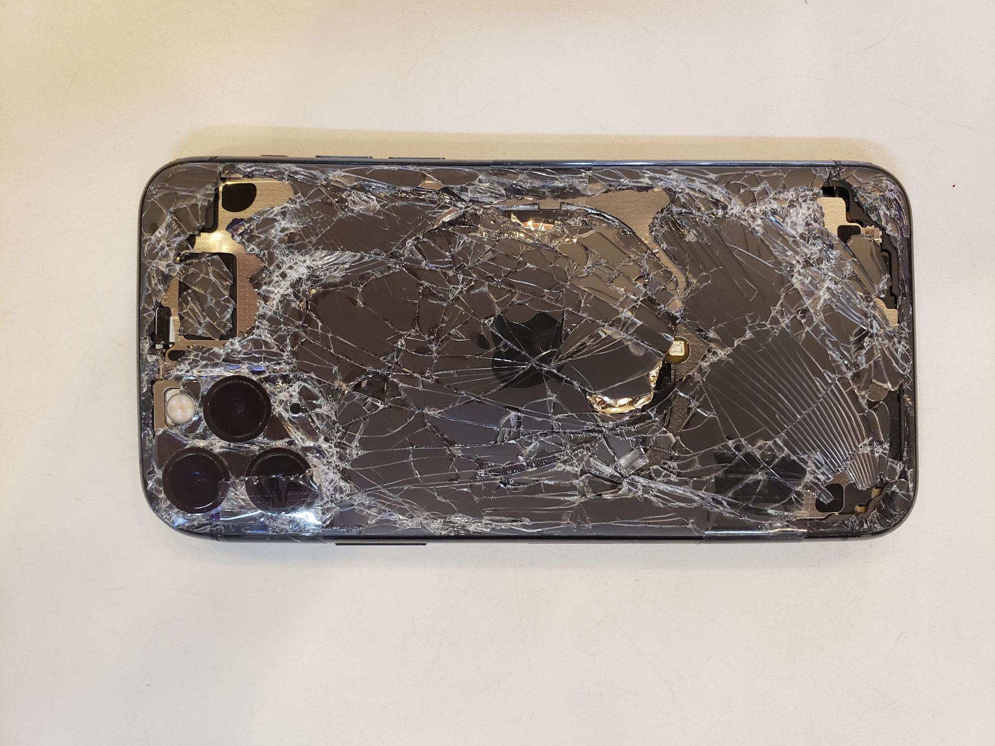 Apple iPhone11PROデータ取り出し