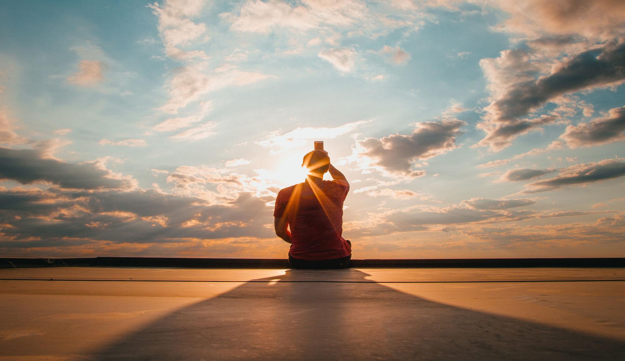 自分と向き合う誘導瞑想