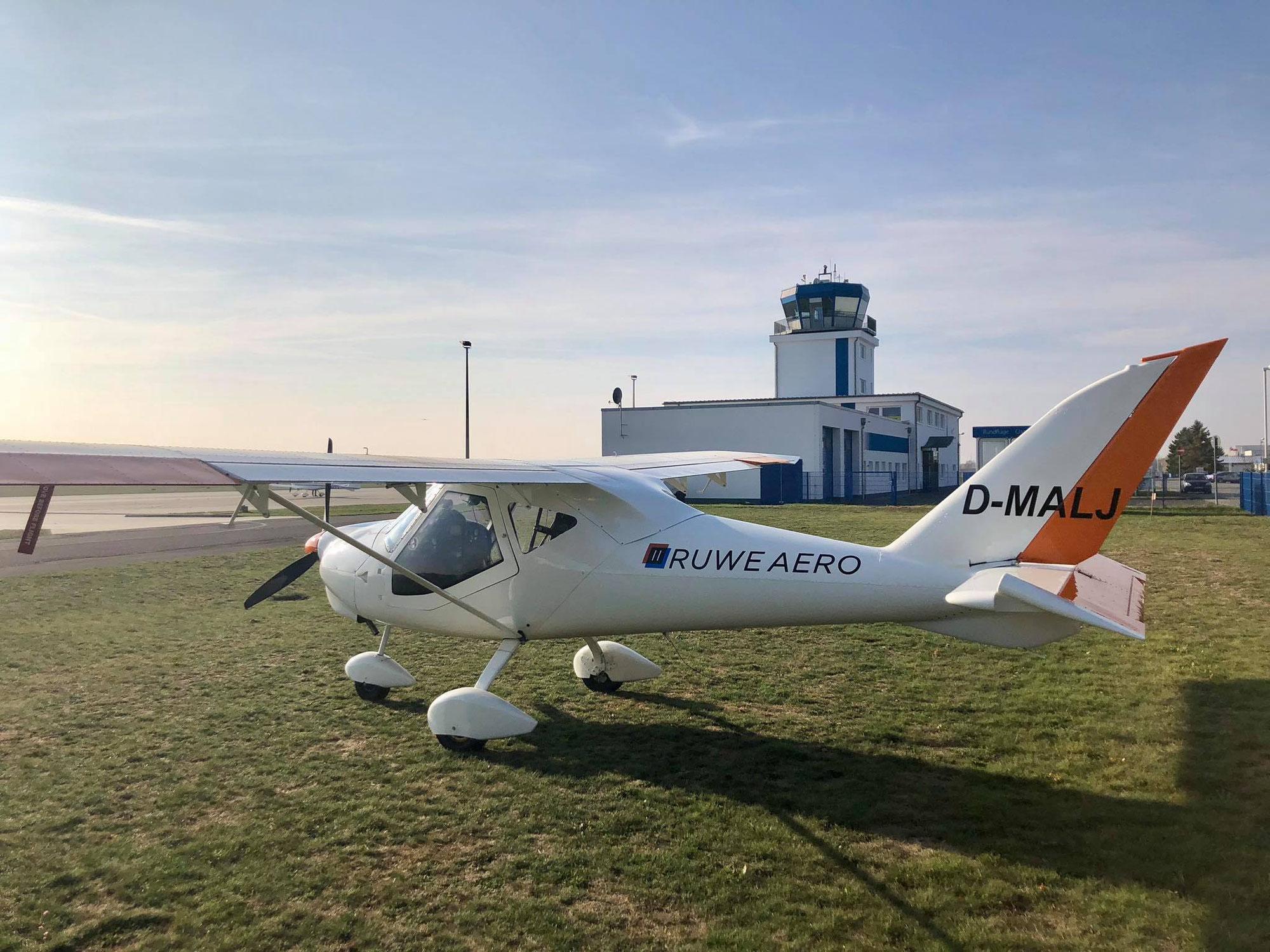 RUWE AERO - Flugsicherungsgebühr