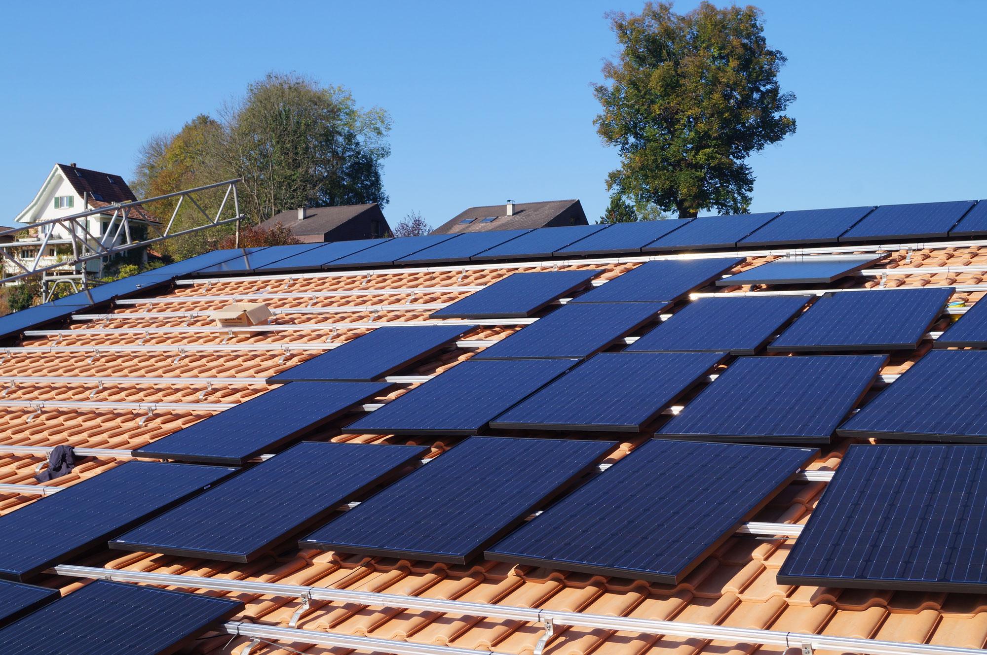 Dächer für Solarstromanlagen gesucht