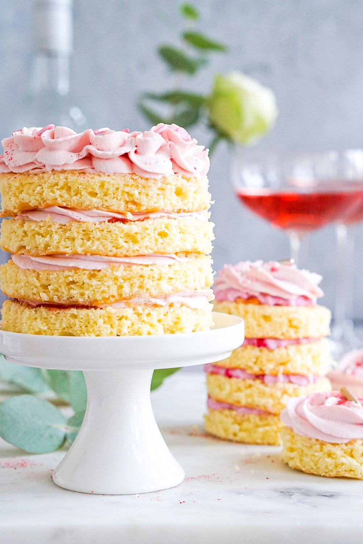 Cake for two ♥ Eine kleine Valentinstagsinspiration