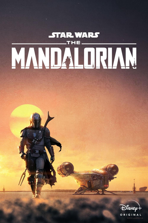 #579 The Mandalorian Staffel 1