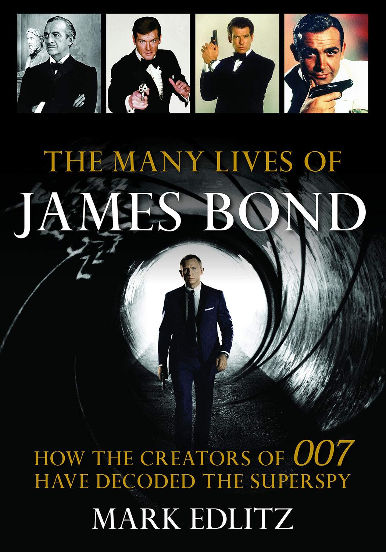 #601 The Many Lives of James Bond