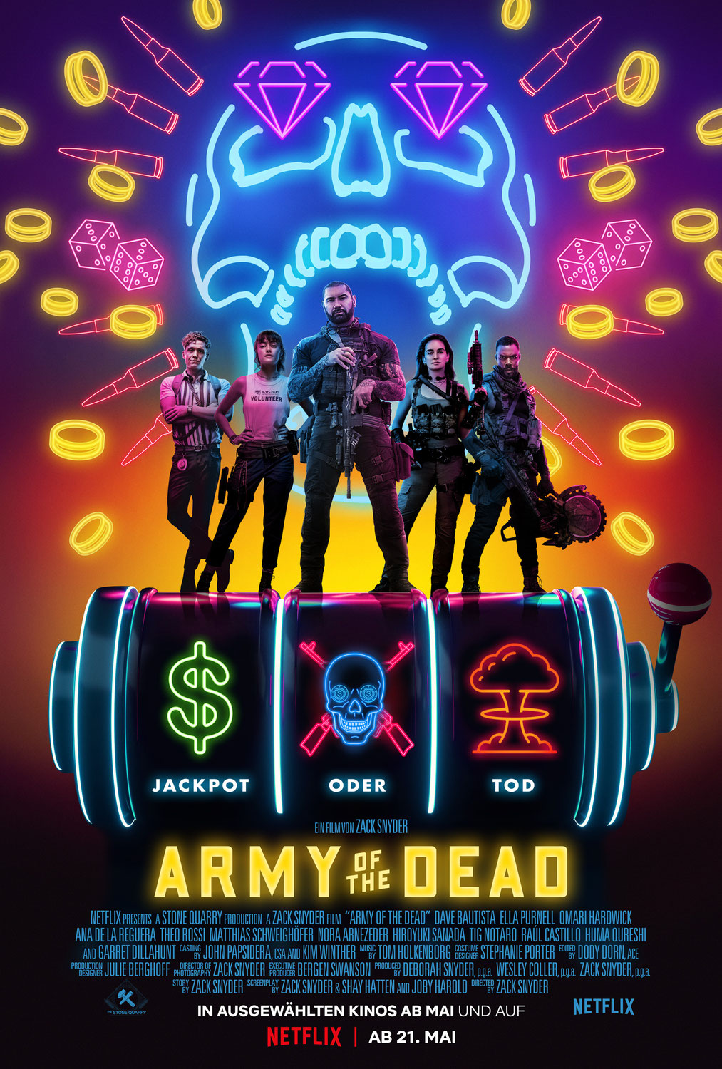 #589 Army of the Dead
