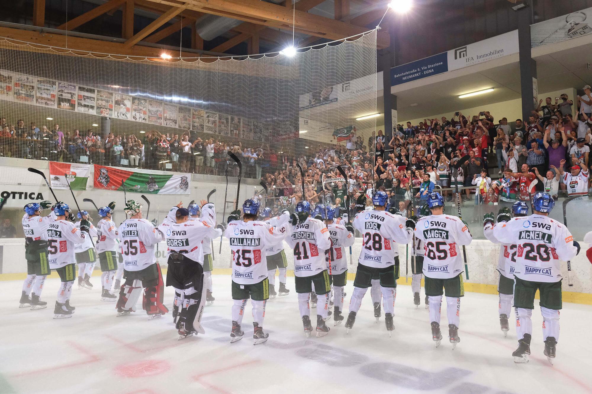 Rekordsieger kommt wieder - La squadra con più vittorie torna a partecipare al Dolomitencup