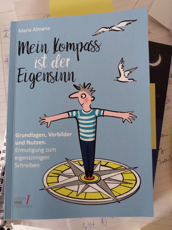 Maria Almana: Mein Kompass ist der Eigensinn