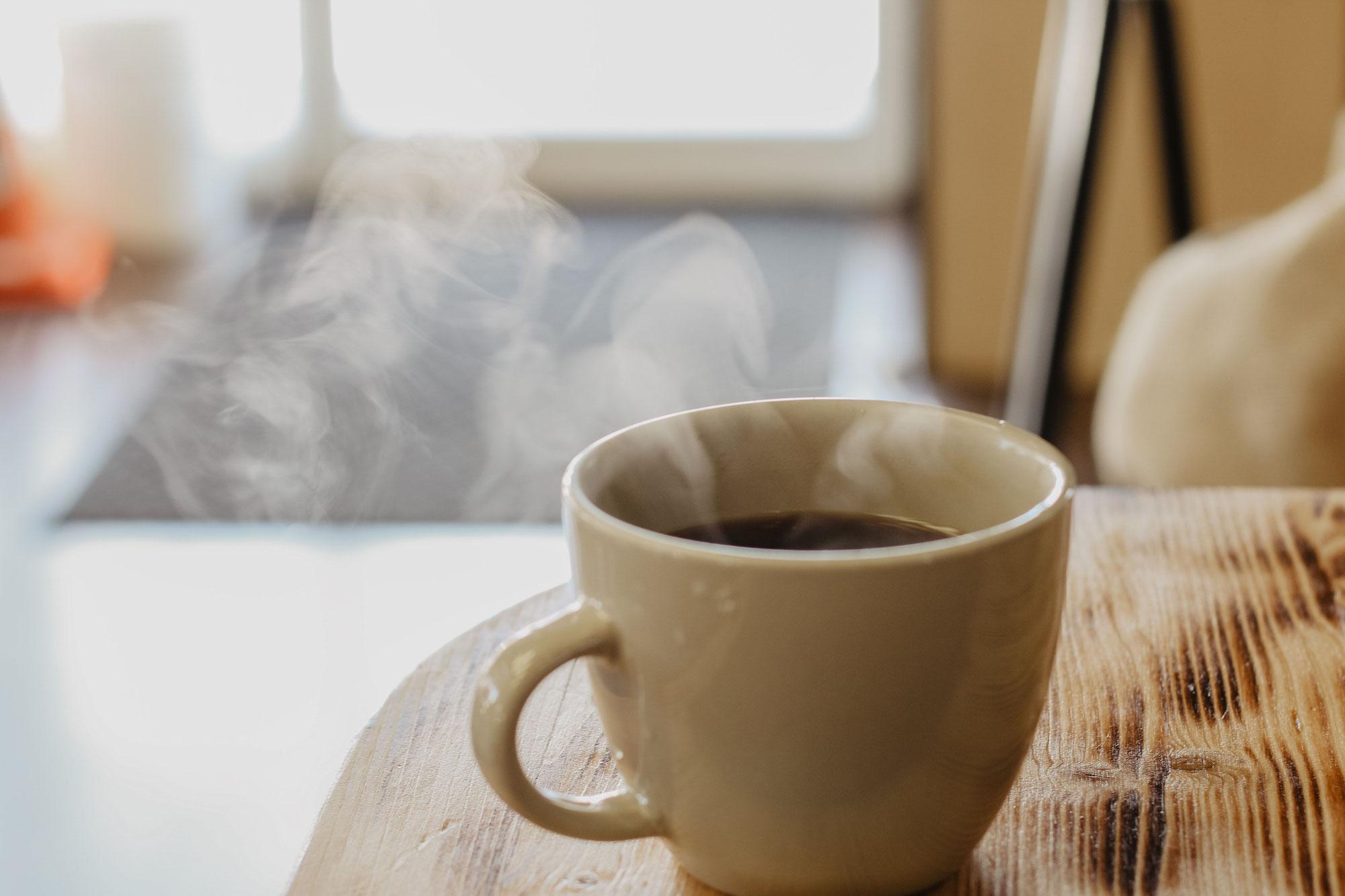 Positive Produktbeschreibung Kaffeevollautomat
