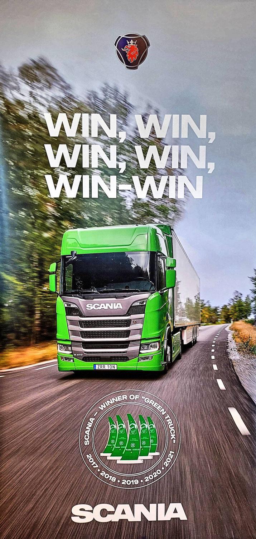 Green Truck Award 2021