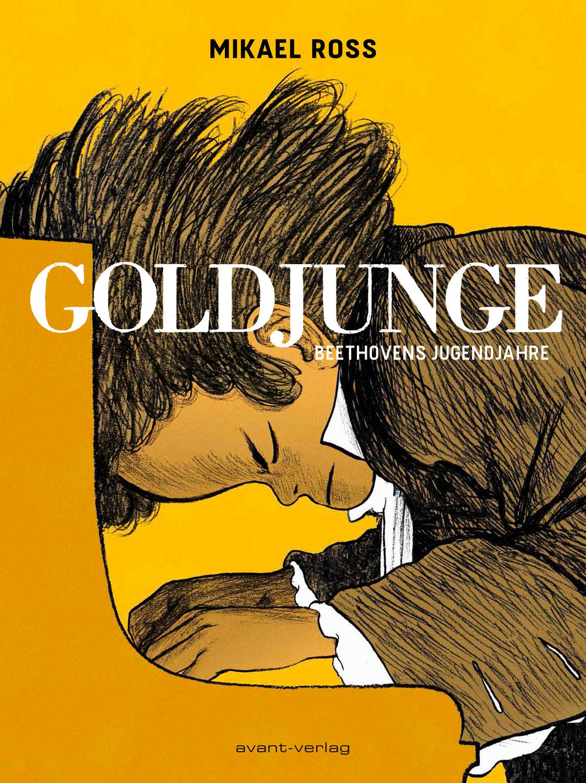 08.07.21 | 19.30 Uhr | Live: Mikael Ross: Goldjunge im Literaturhaus Frankfurt