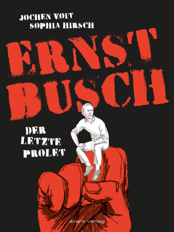 Ernst Busch | Open-Air Buchpremiere mit Live-Musik | 7.9. | 19:30