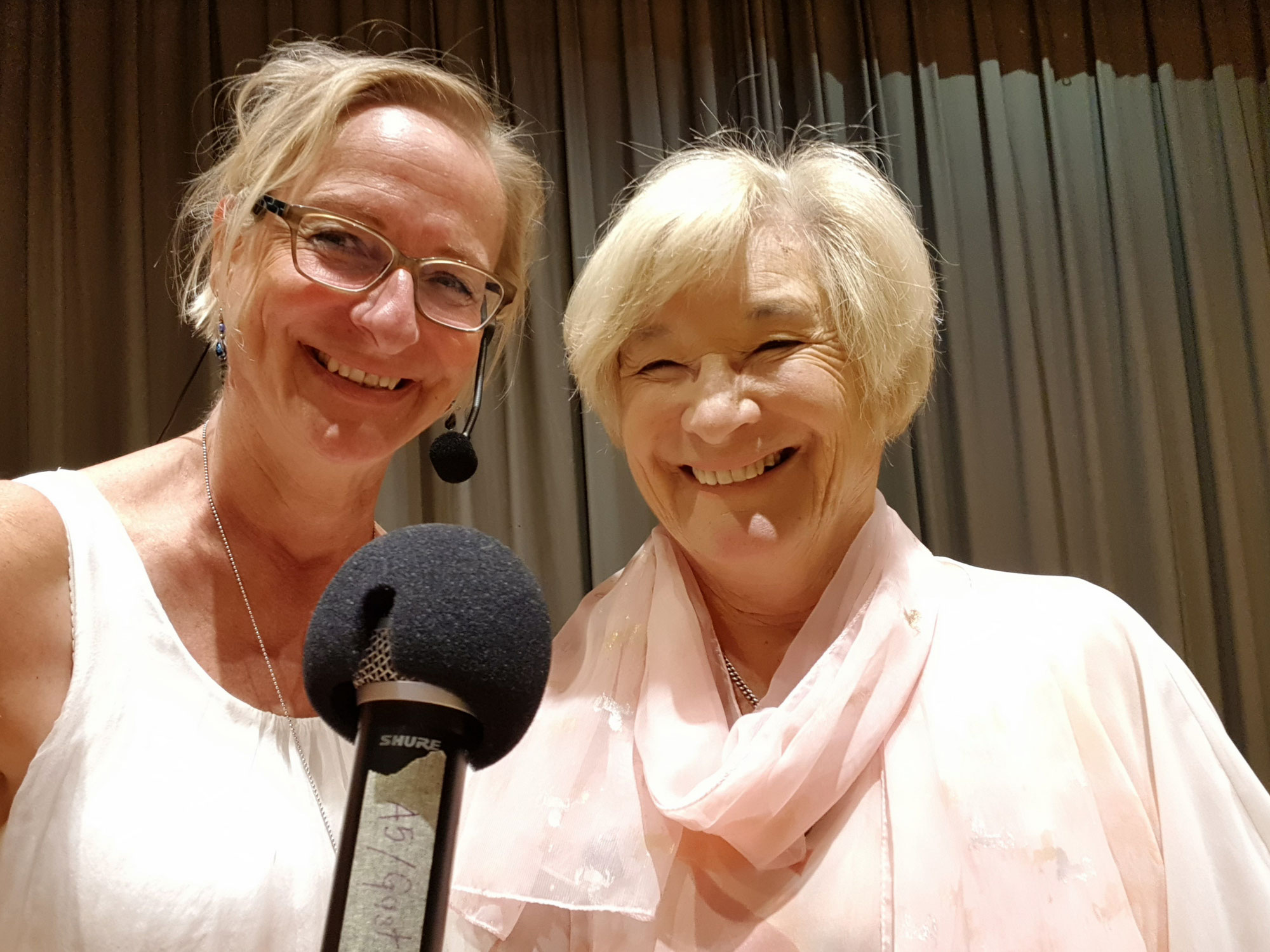 Interview mit Diana Cooper zu unserem Einhorn-Film