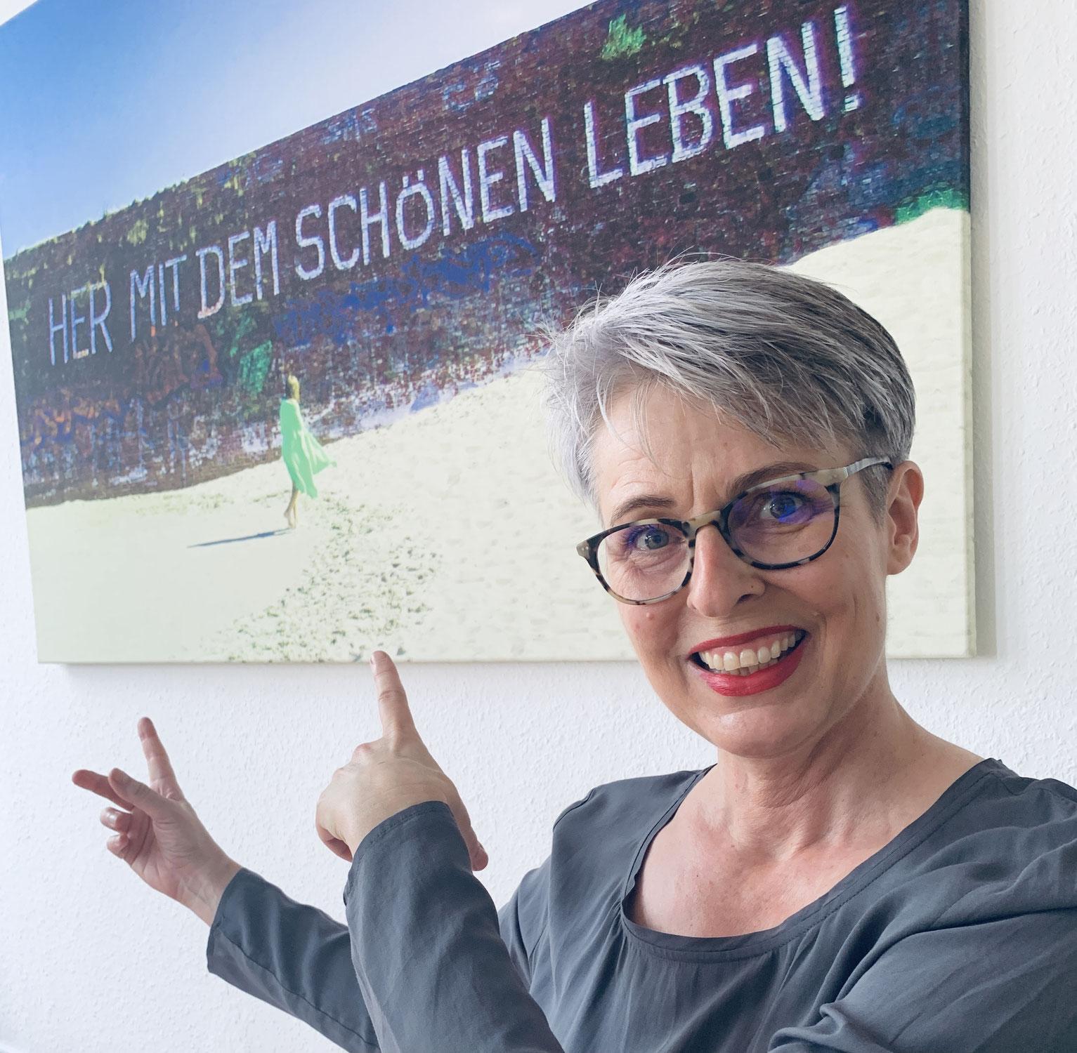 Wie führt man ein Spitzenteam - Karin Dürrwächter im Interview