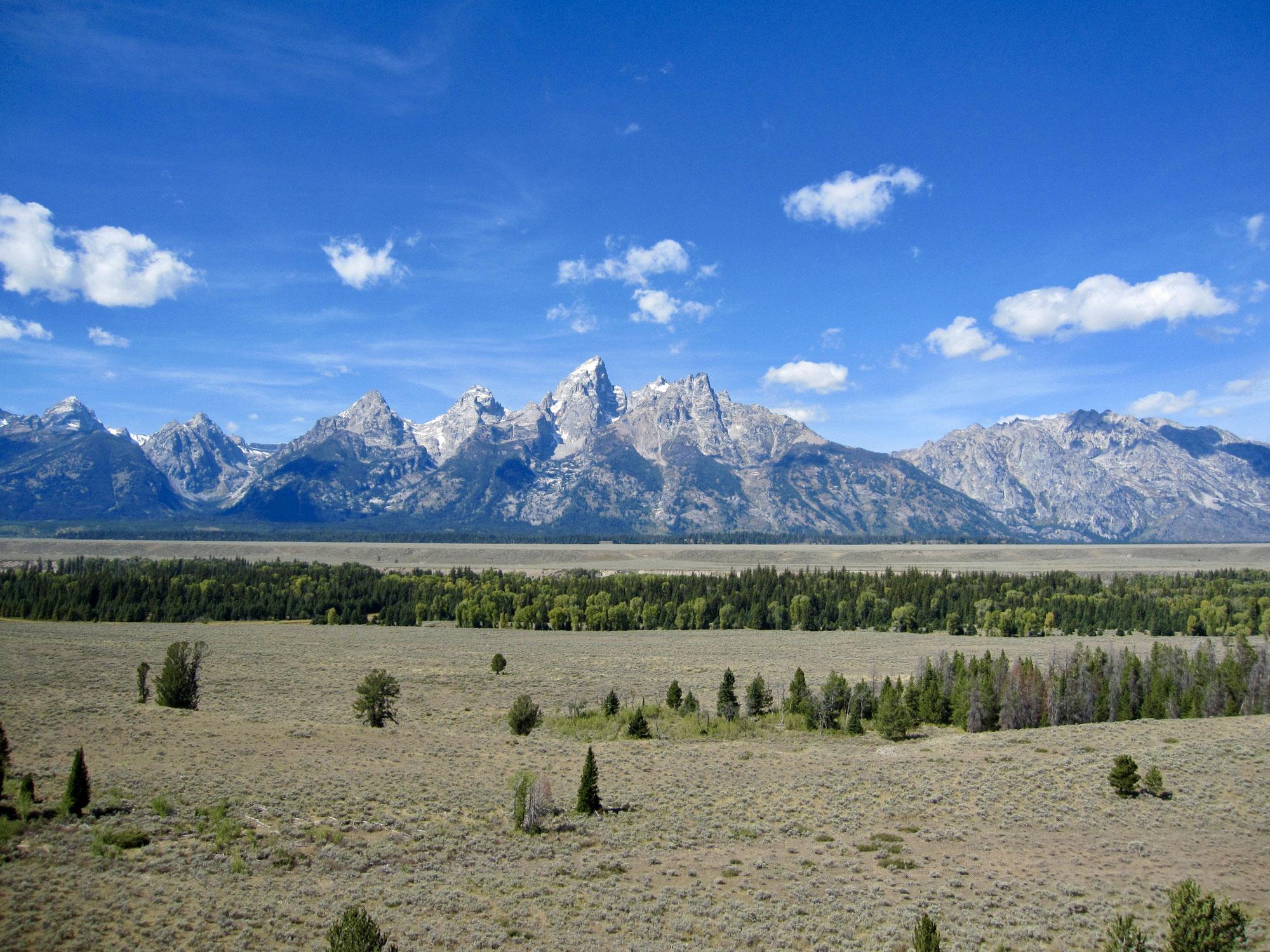 Top Wandertouren in den Nationalparks des Westens der USA