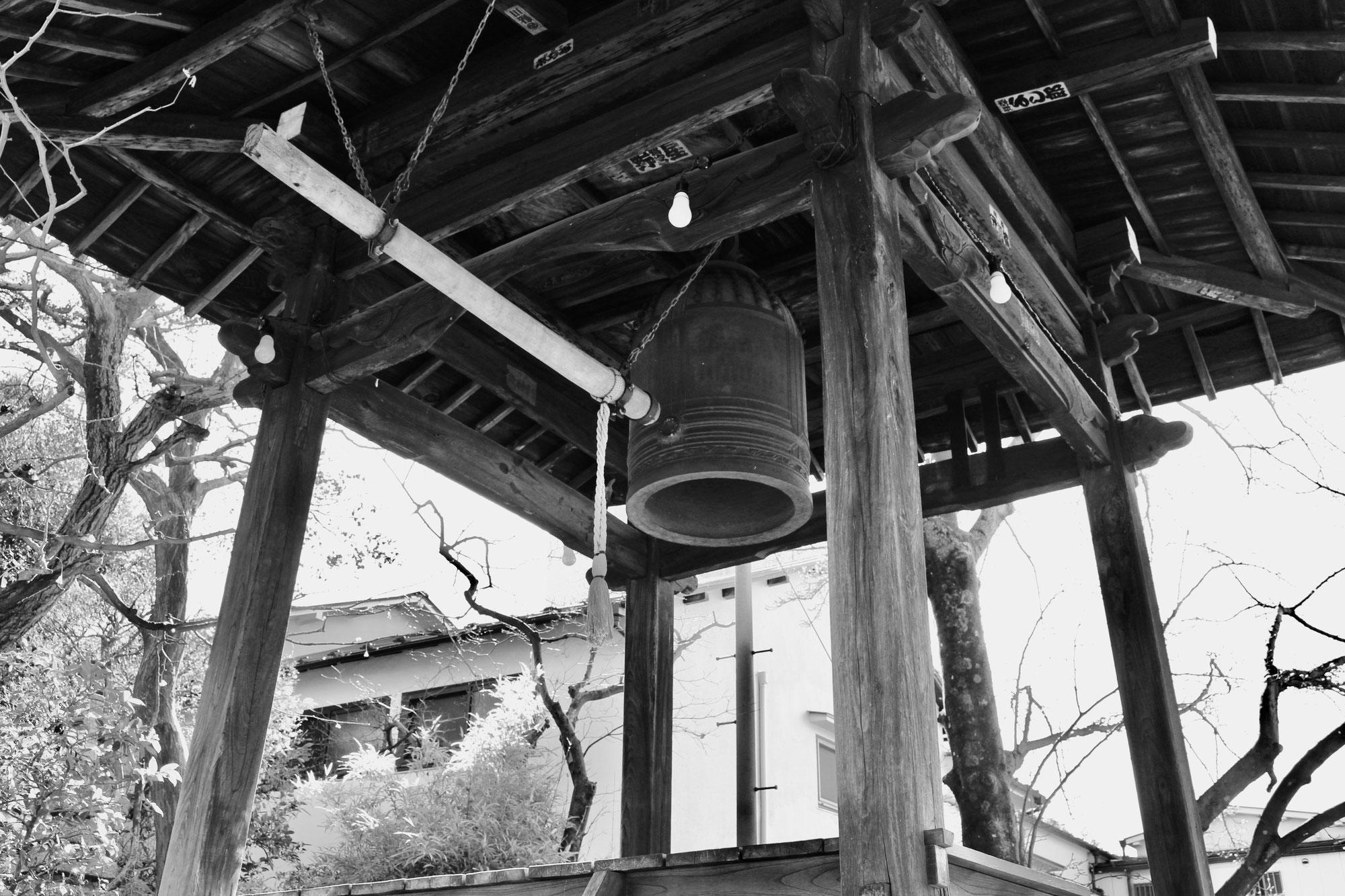 除夜の鐘|吉祥院安養寺
