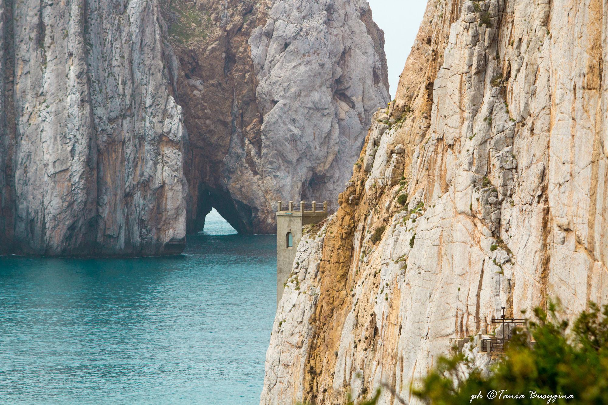 Шахты Порто Флавия. Жемчужины южной Сардинии