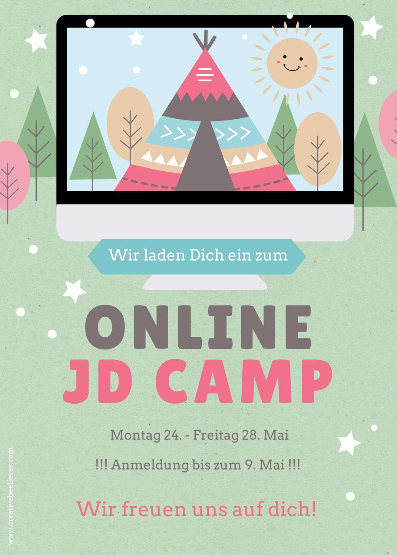Online Junge Damen Zeltlager
