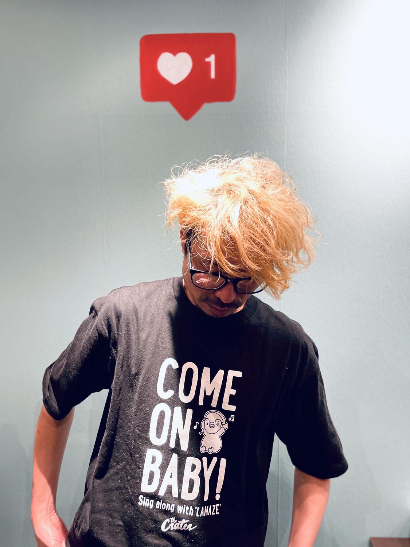 ラマーズTシャツ、ご注文ありがとうございます!
