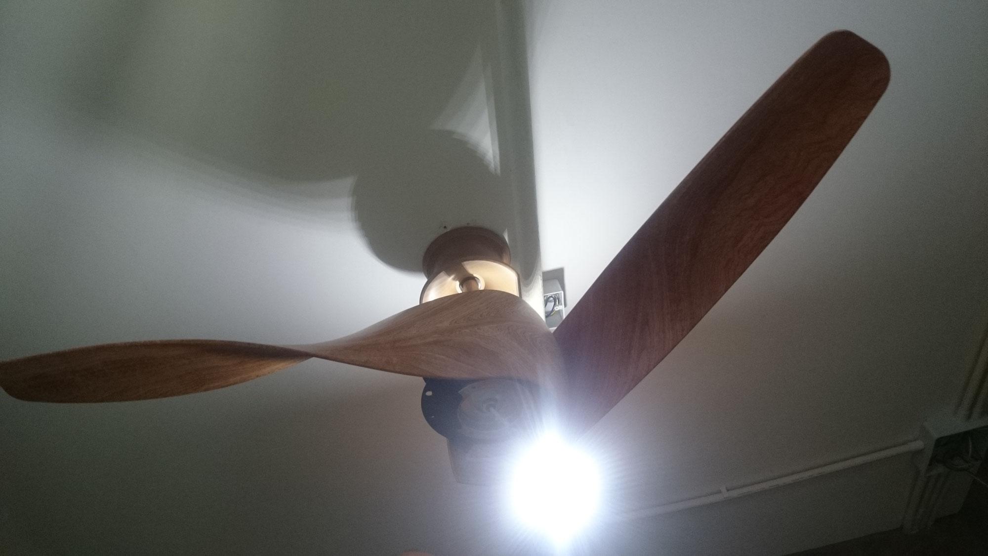 風扇燈安裝 Ceiling fan/ light installation