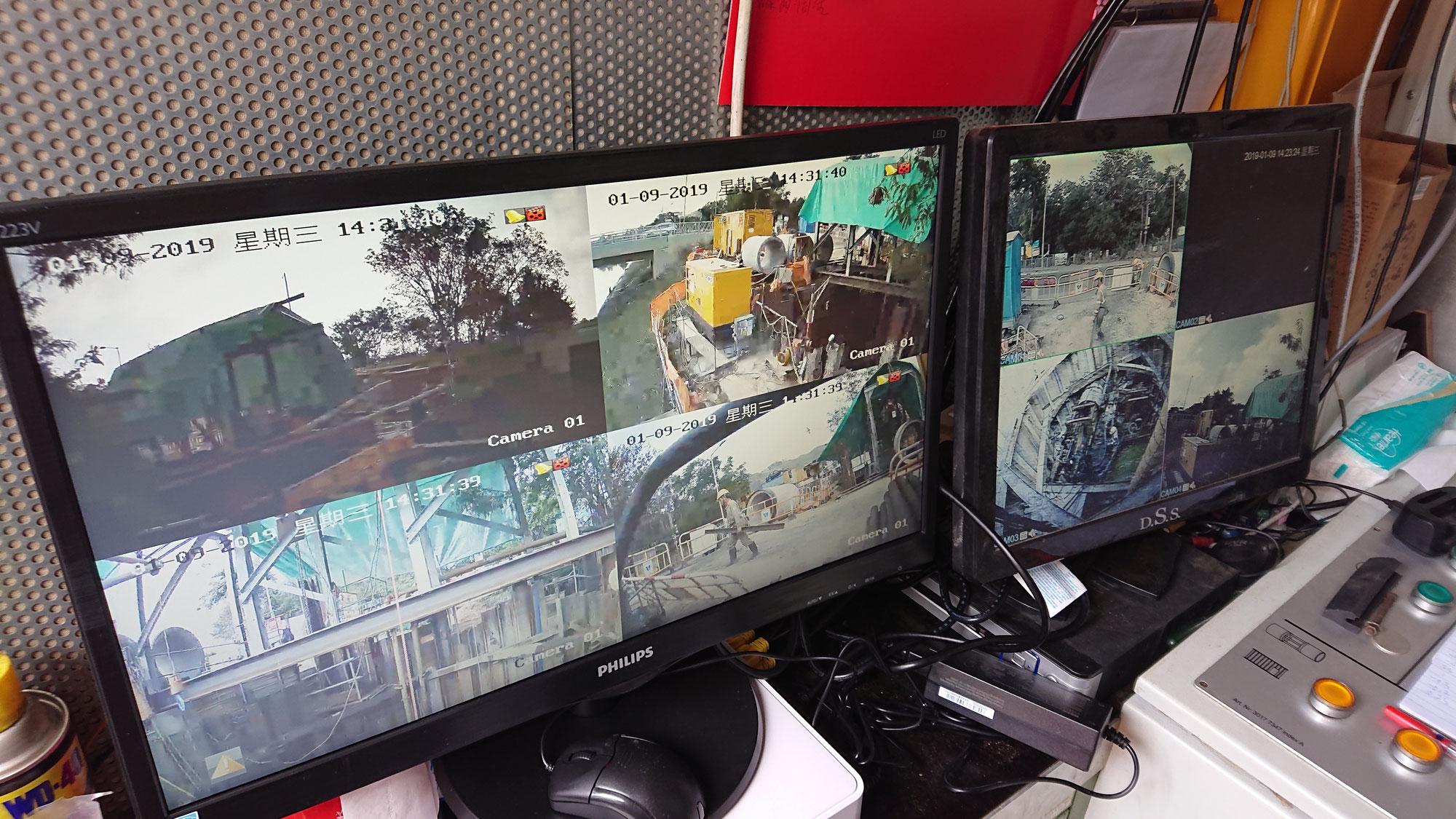 沙頭角安裝 CCTV工程 (CCTV installation)