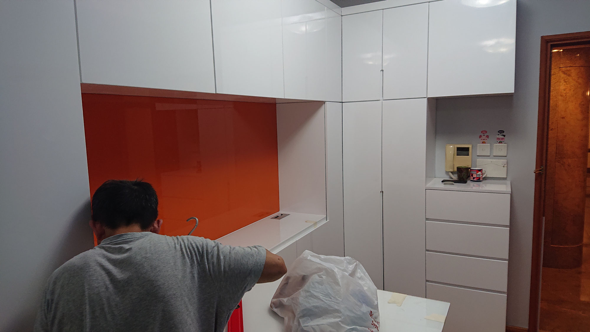 訂製組合櫃 Custom made cabinet