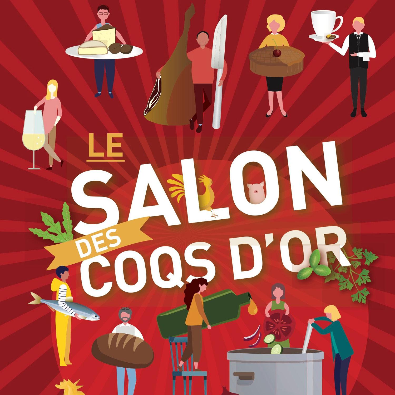 PARIS : Le Salon des Coqs d'Or revient le 20 et 21 novembre 2021