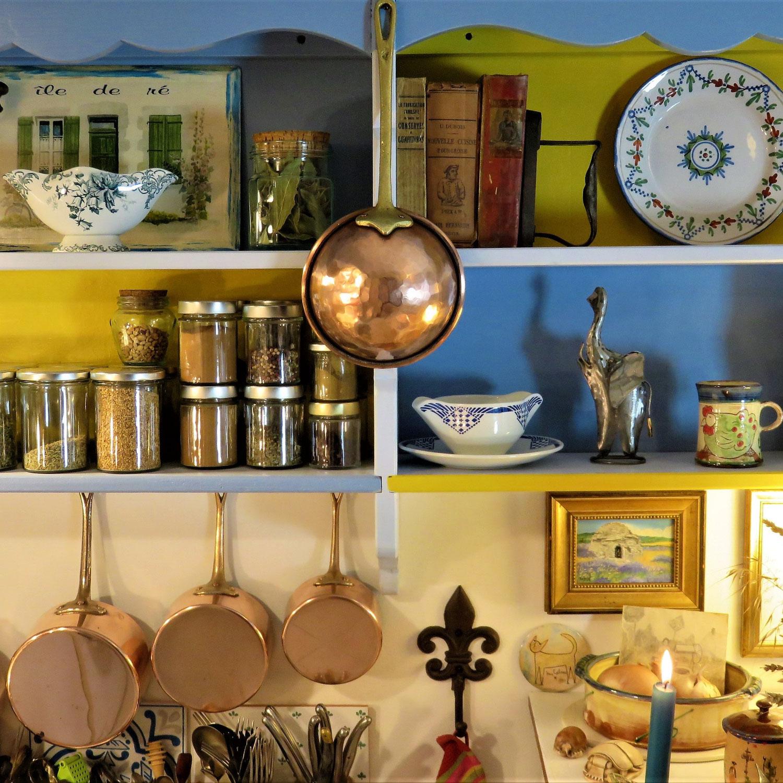 Nouveau décor, nouvelles recettes, les nouveautés sur Gourmandises TV