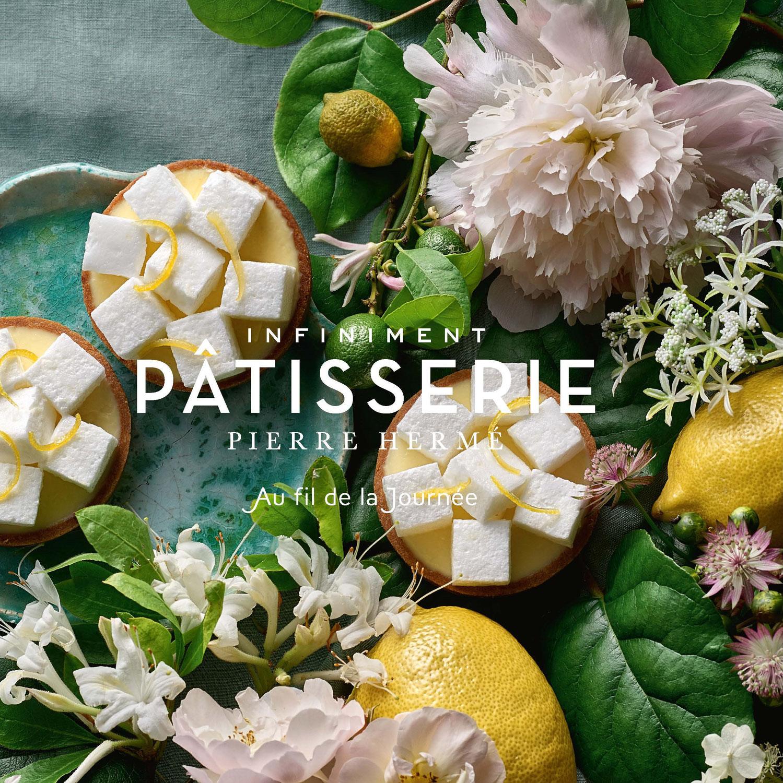 Infinement Pâtisserie, le nouveau livre de Pierre Hermé, le 28 octobre