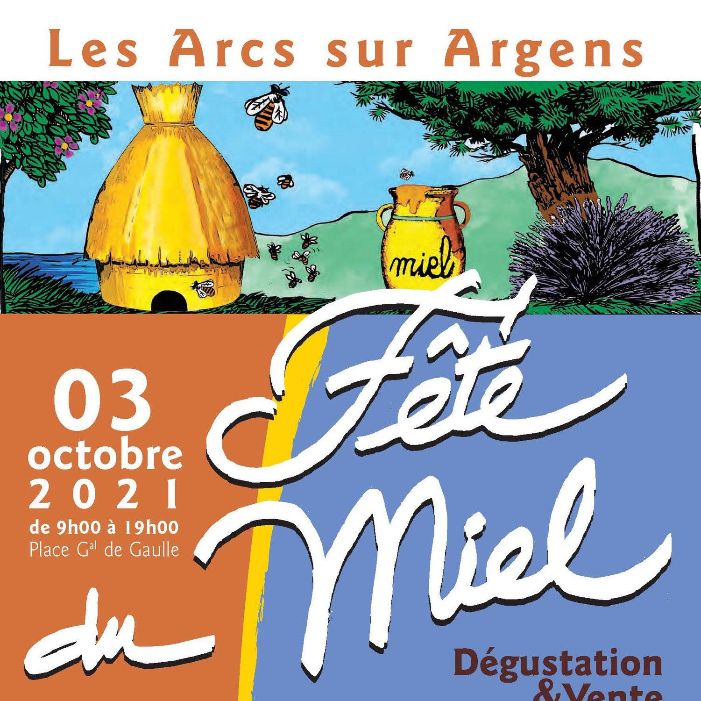 Arcs-sur-Argens (83) : Le 3 octobre l'Apiculture fête ses miels