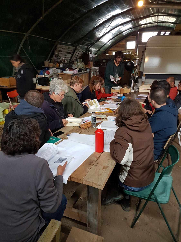 Atelier pratique sur le choix des arbres/arbustes pour son projet samedi 22 Mai