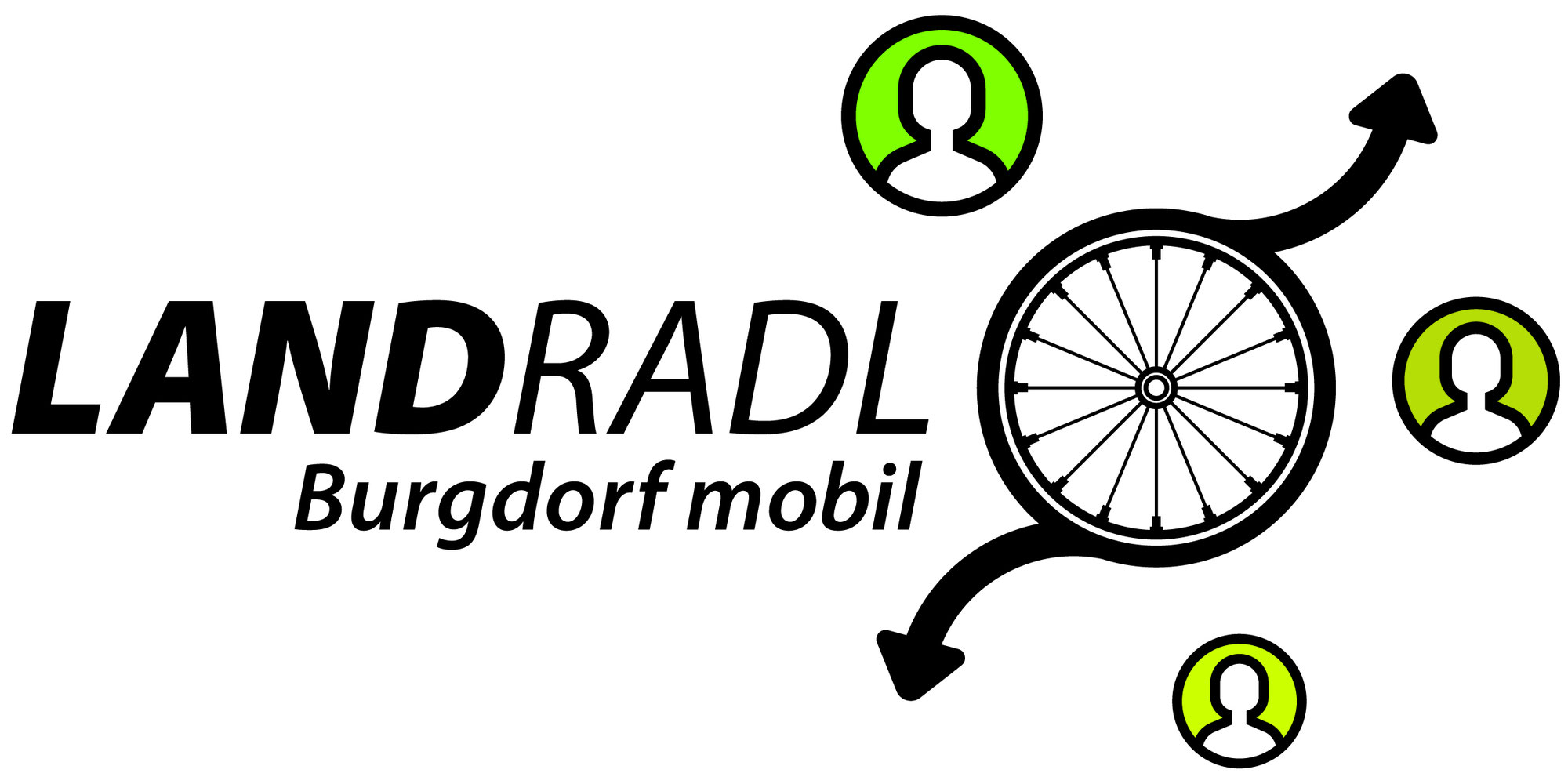 Mit LANDRADL-Rädern geht es rund!