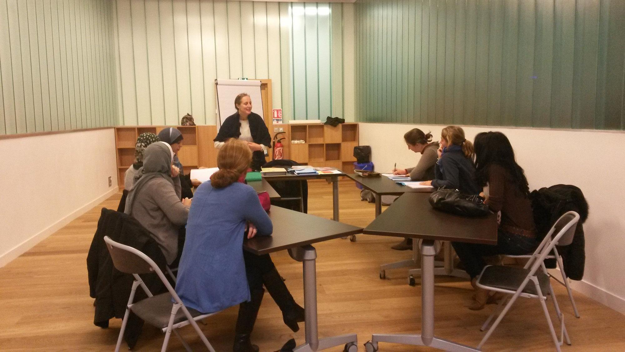 6 ateliers pour Parents à Asnières