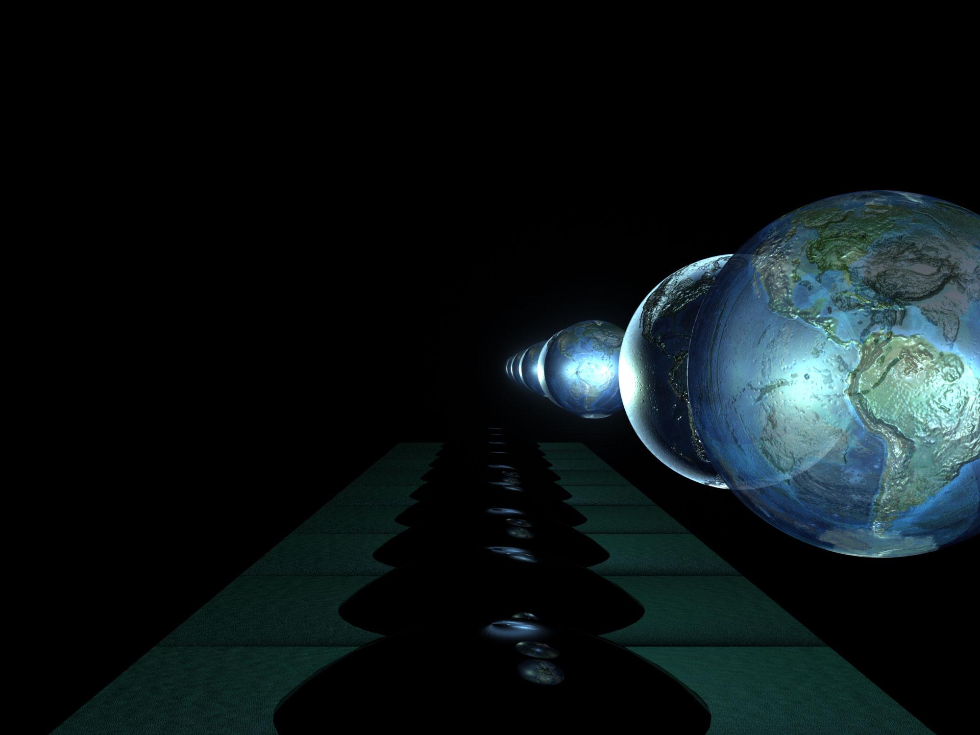 Een wereld van angst en een wereld van liefde... ♥ Robert Bridgeman ♥ Lichtwerkers Nederland