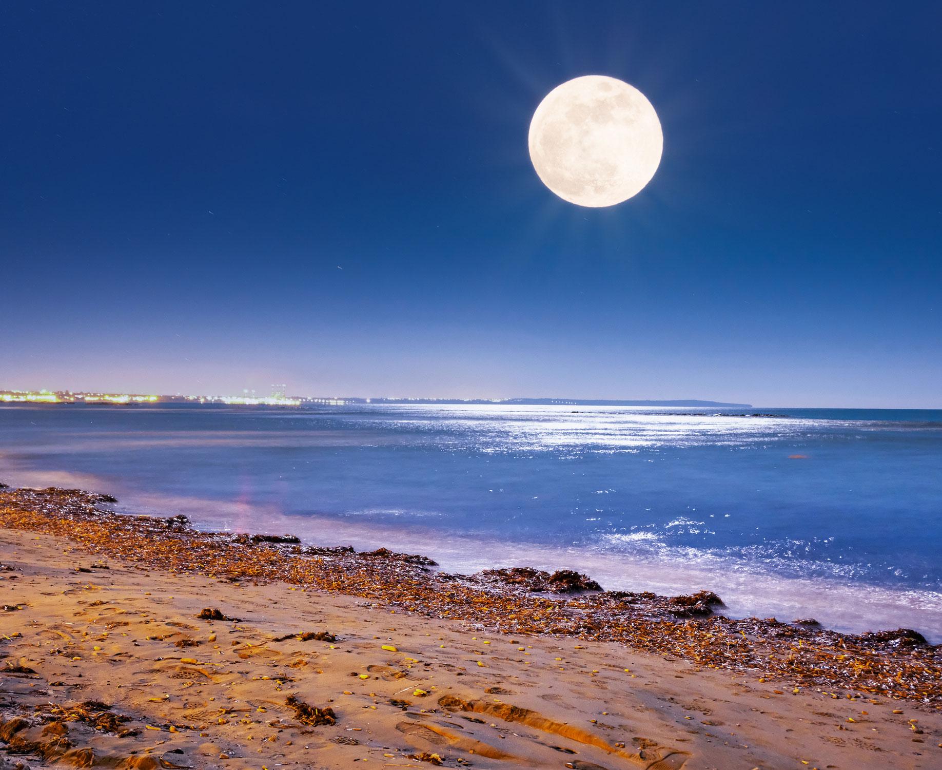 De volle Maan van 24 juli 2021 ♥ Petra Stam ♥ Lichtwerkers Nederland