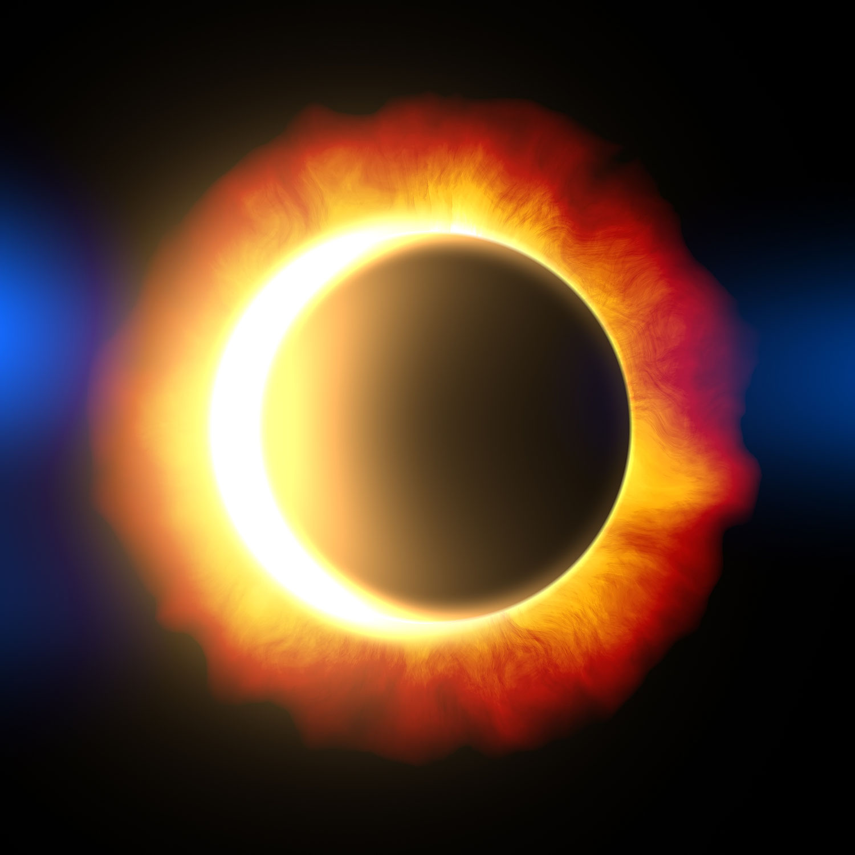 Leef je essentie, heb het LEF en ontluik… De eclipsen van mei & juni 2021  ♥ Manuela van der Knaap ♥ Lichtwerkers Nederland