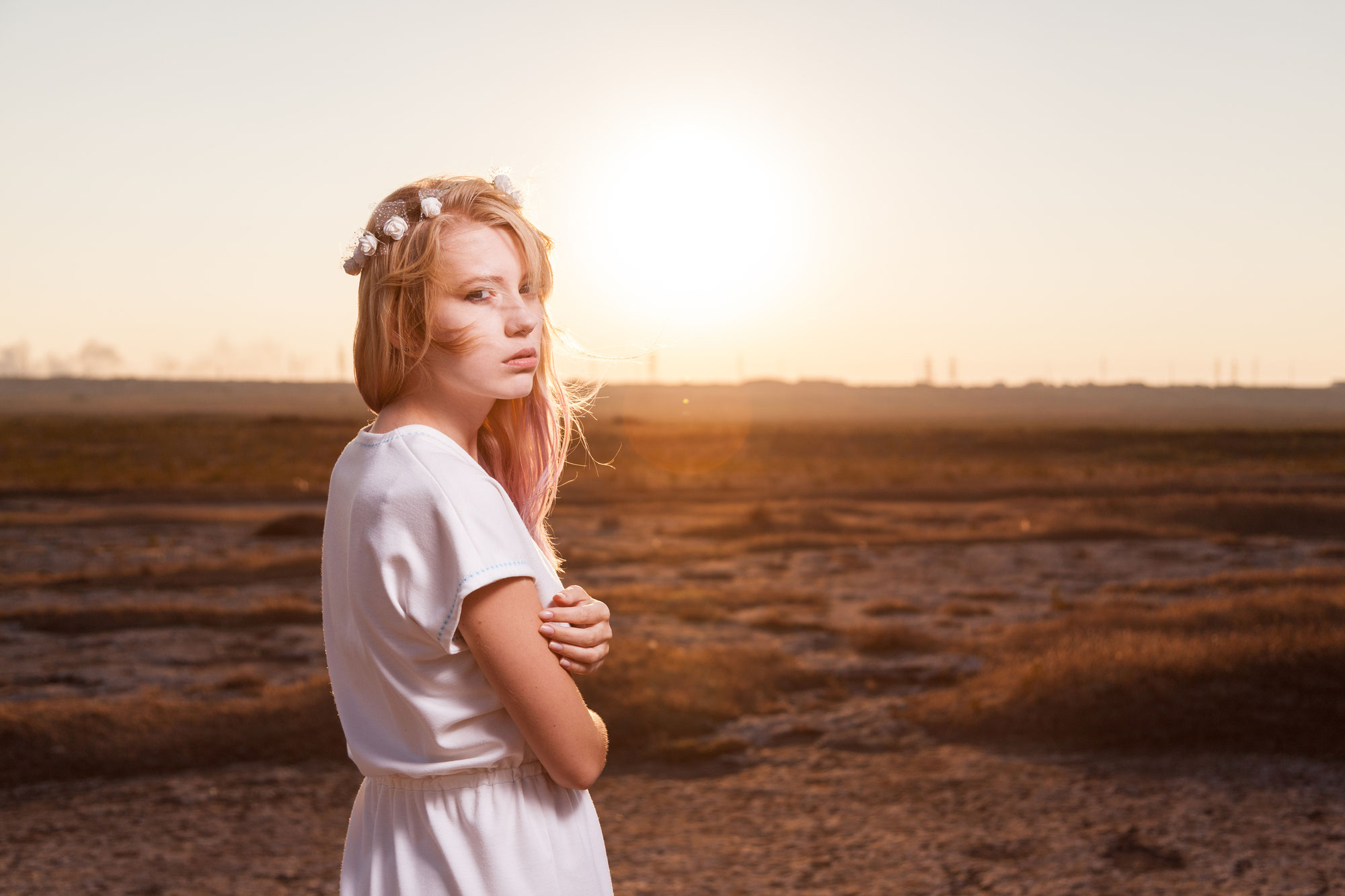 Ze is heel gevoelig: de 5 stappen van creatie ♥ Abraham Hicks ♥ Lichtwerkers Nederland
