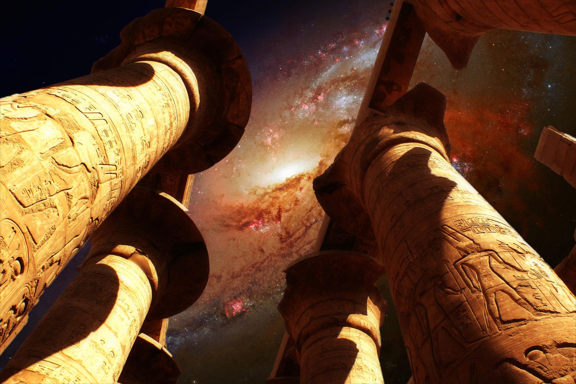 De multidimensionale samensmelting ♥ The Galactic Federation ♥ Lichtwerkers Nederland