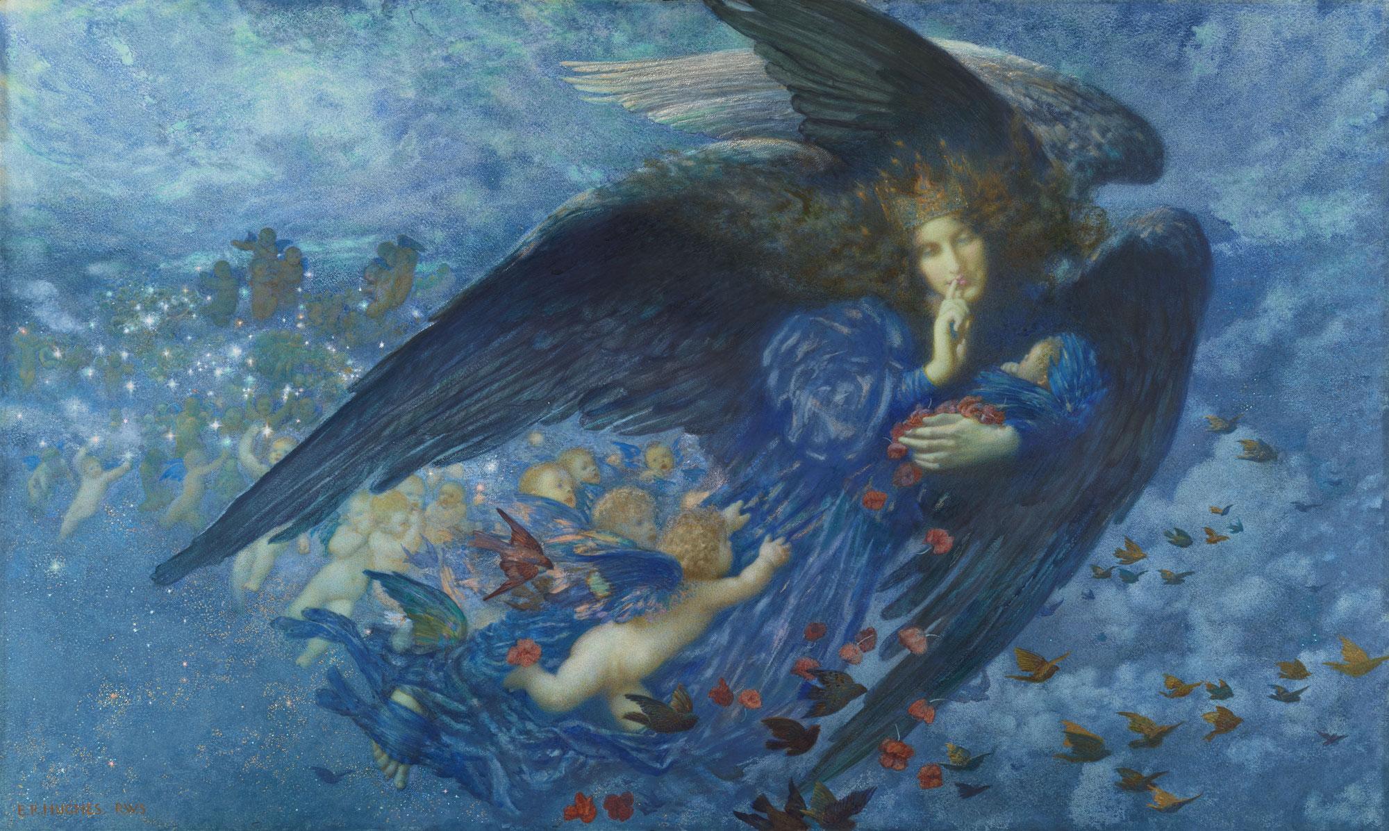 Politiek dialoog: 'De coalitie van de Blauwe Engel' ♥ Arthura Hector ♥ Lichtwerkers Nederland