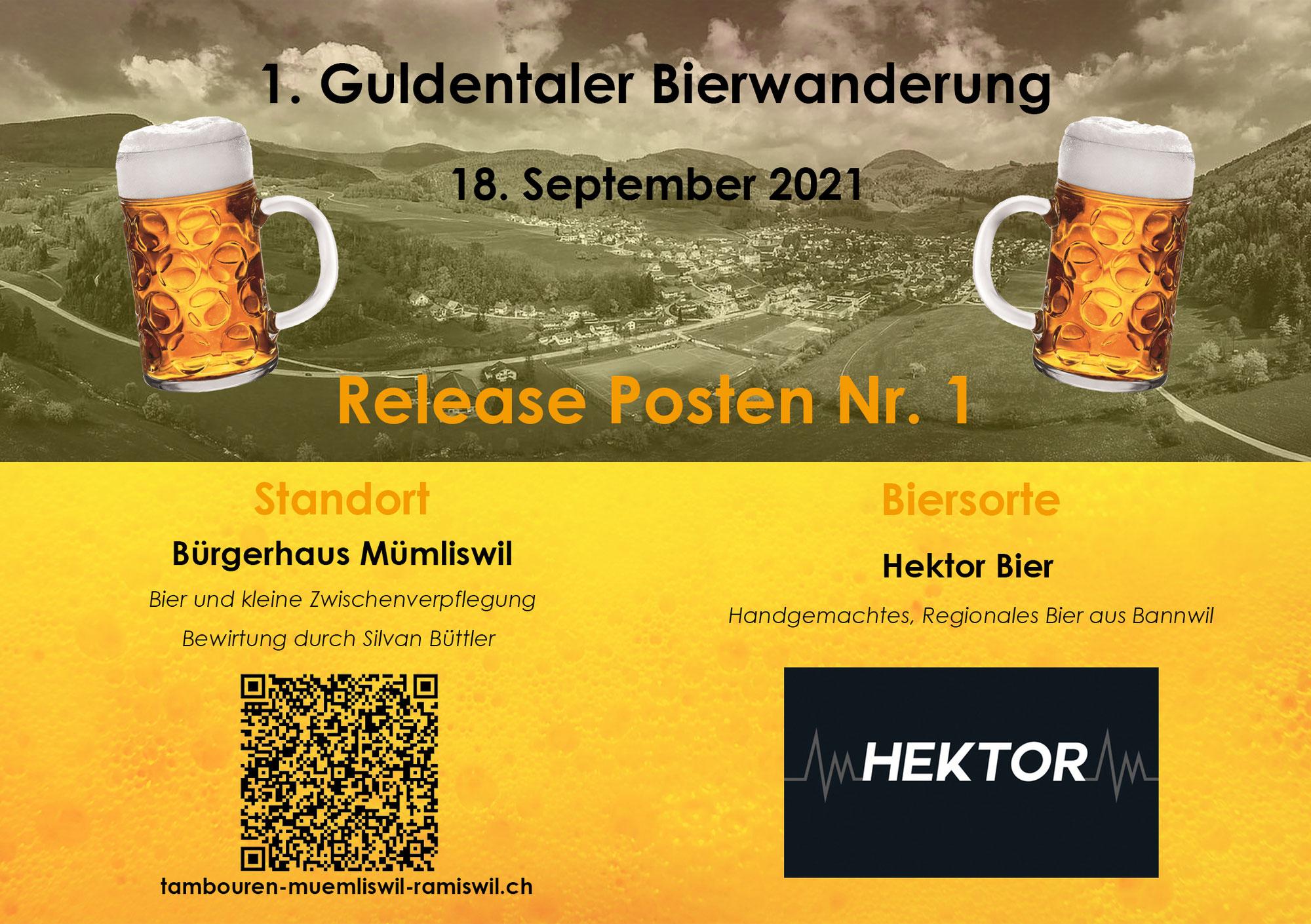 1. Guldentaler Bierwanderung