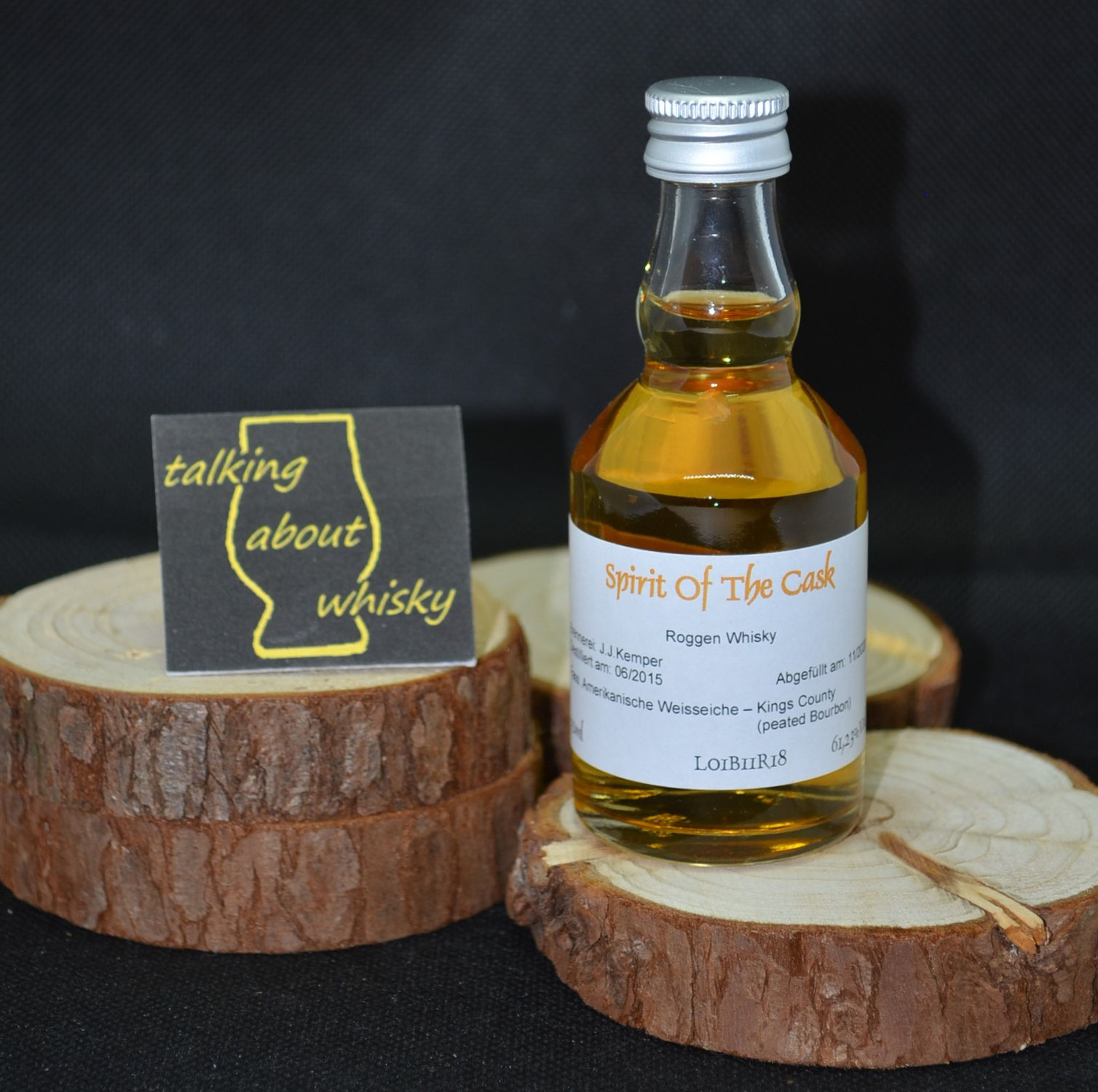 Quick-Notes - Spirit of the Cask - Roggen Whisky 2015/2020