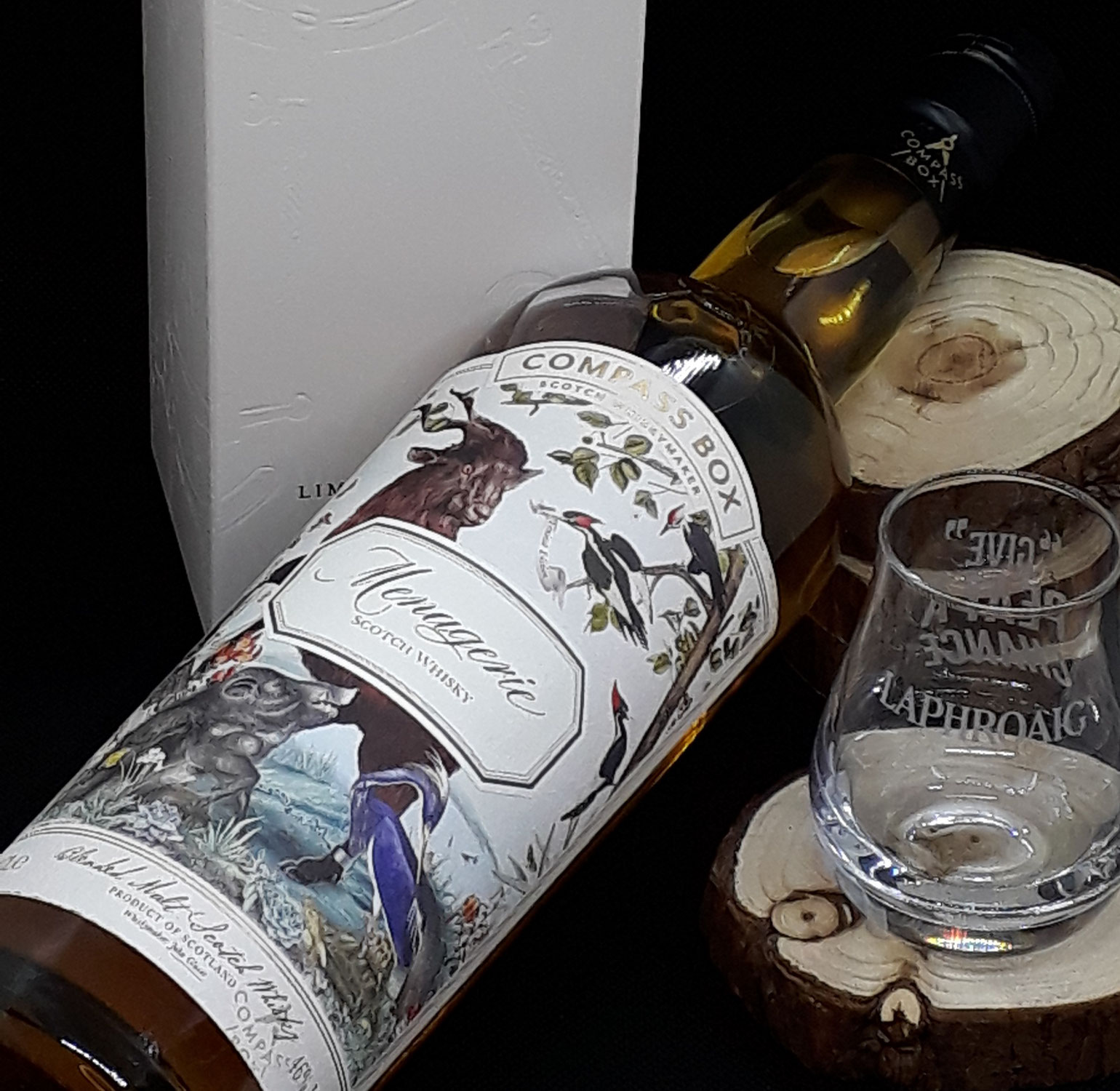Quick-Notes - Compass Box Menagerie
