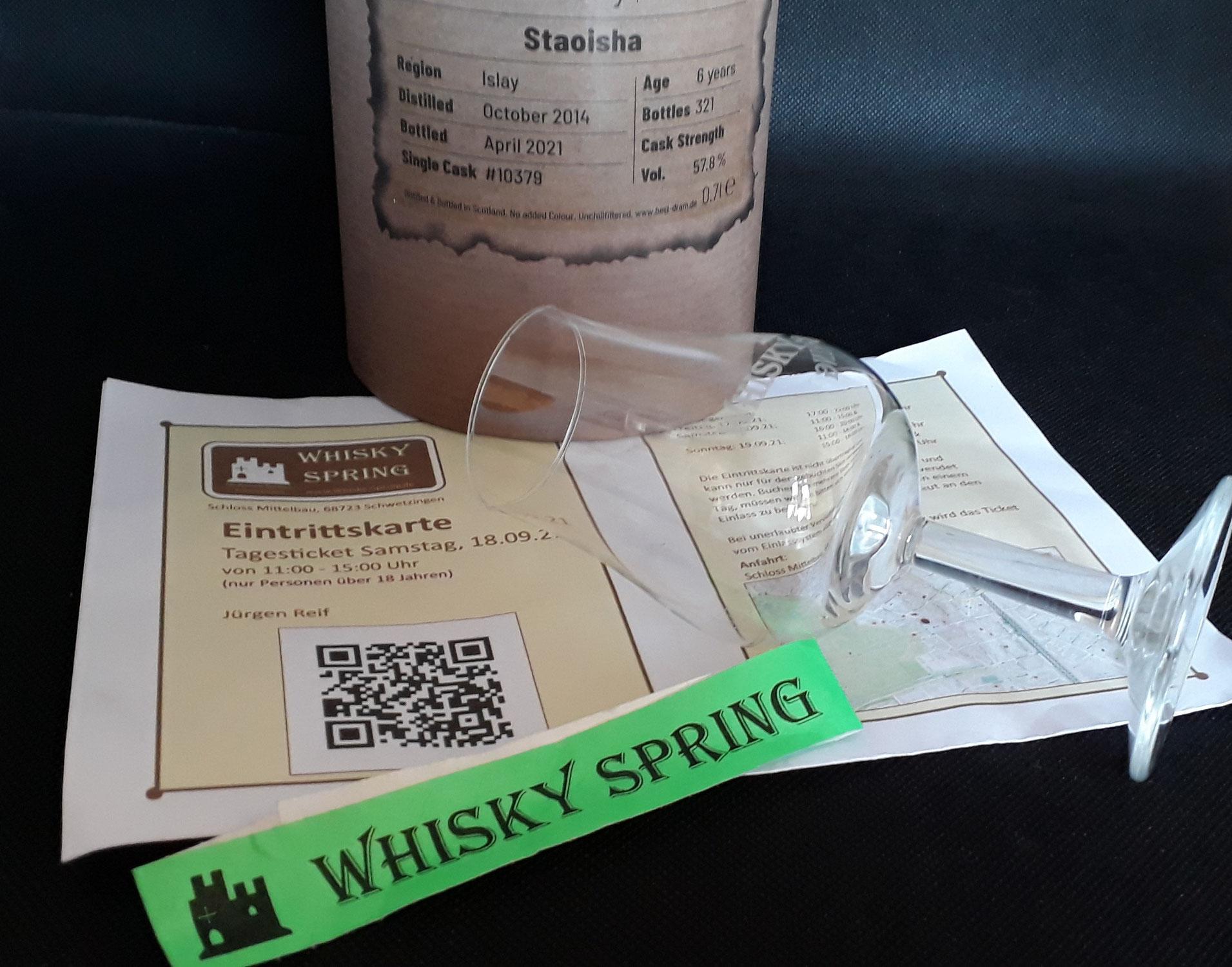 Messesplitter - Whisky Spring 2021