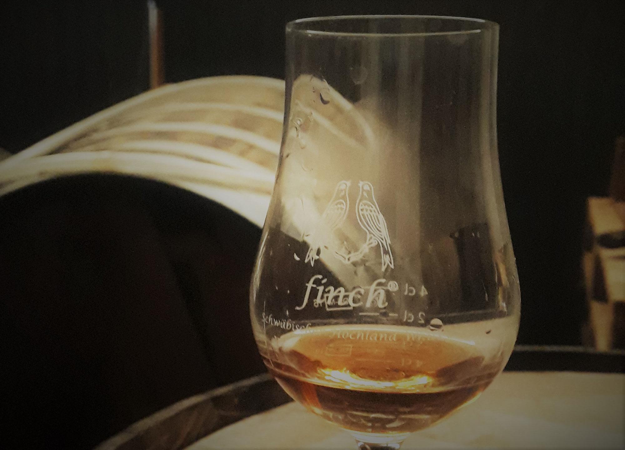 Zu Besuch bei… finch® Whiskydestillerie
