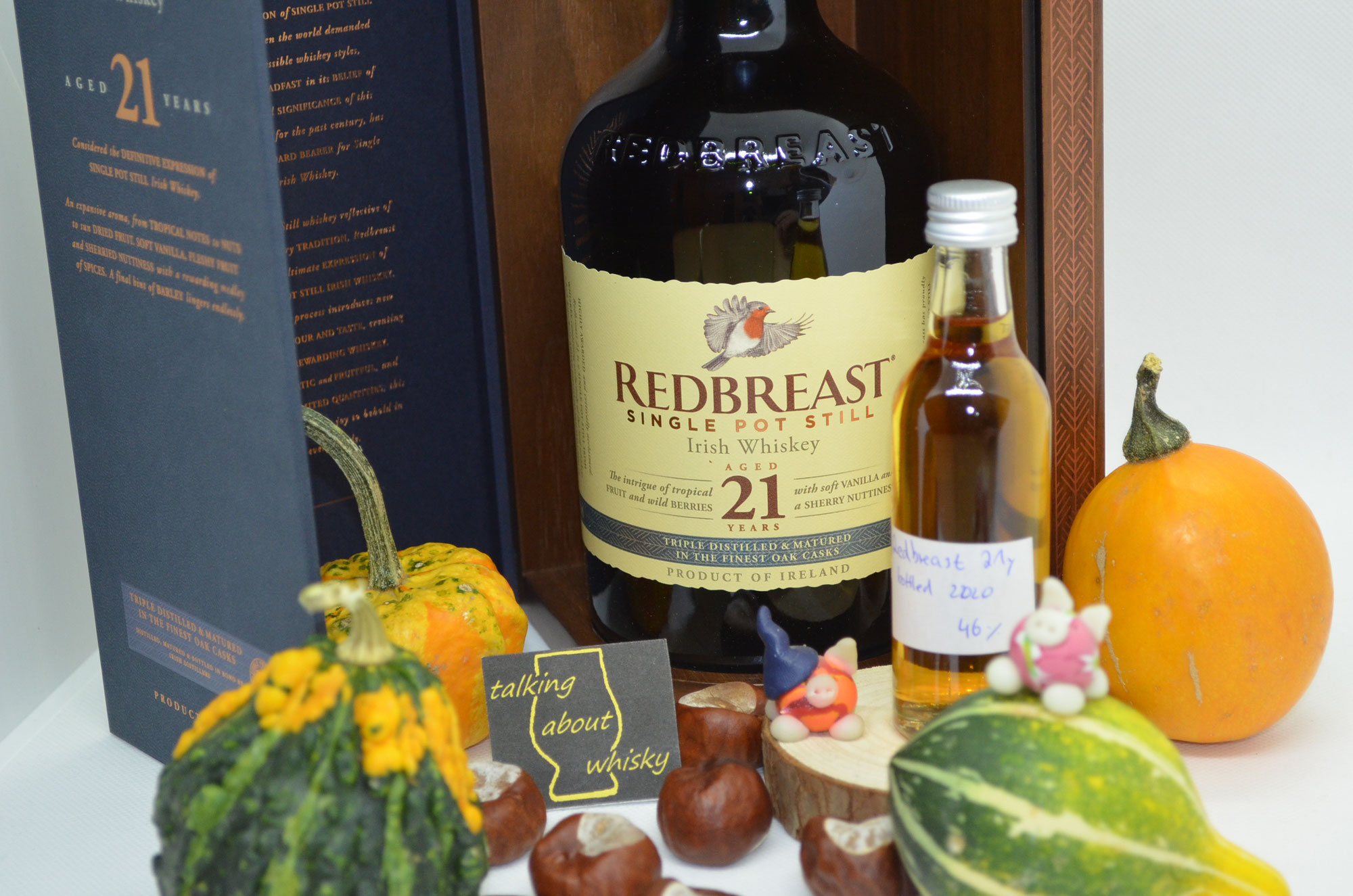 Quick-Notes - Redbreast 21 Jahre