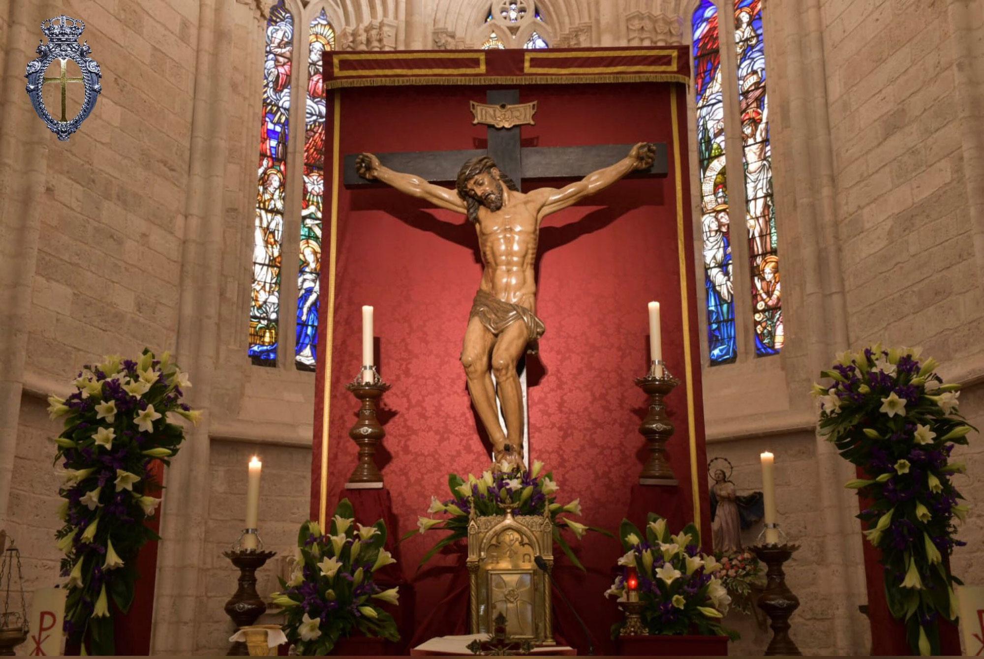 RESUMEN CULTOS MAYORES AL STMO. CRISTO PRECIOSÍSIMA SANGRE